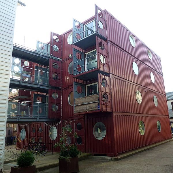 Container City 1