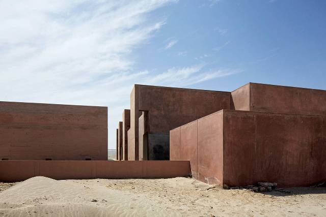 © Barclay & Crousse Architecture